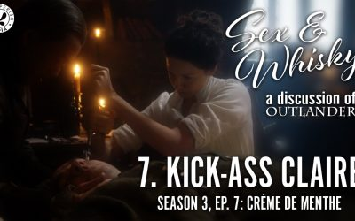Sex & Whisky #7. Kick-Ass Claire