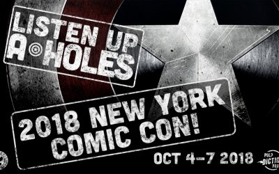 Listen Up, A-Holes coming to New York Comic Con!