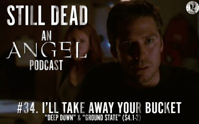 Still Dead #34. I'll Take Away Your Bucket (S4.1-2)