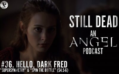 Still Dead #36. Hello, Dark Fred