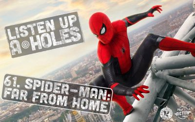 61. Spider-Man: Far From Home